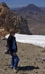 photo of Climbing Mt Ruapehu A Volcano In The Tongariro National Park