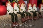 photo of Christmas Market Decorations Hexenagger Bavaria Germany