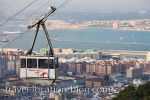 photo of Gibraltar Rock Cable Car