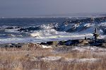 photo of Hudson Bay Coastline Manitoba Canada