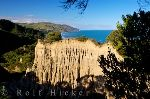 photo of Cathedral Cliffs Canterbury NZ