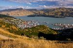 photo of Lyttelton Harbour Canterbury NZ