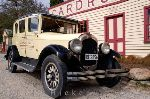 photo of Vintage Car Cardrona NZ