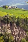 photo of Earth Pyramids And Vineyards South Tirol