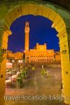 photo of Historic City Centre Of Siena In The Tuscany Italy