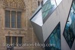 photo of Royal Ontario Museum Michael Lee Chin Crystal Toronto