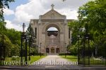 photo of French Heritage In St Boniface Winnipeg Manitoba