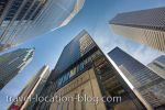 photo of Toronto Financial District Ontario Canada