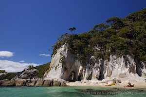 photo of Geology In The Abel Tasman National Park