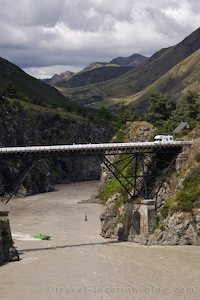 photo of Alpine Pacific Triangle Touring Route South Island