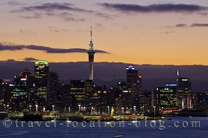 photo of Auckland New Zealand