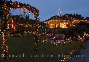 photo of New Zealand Christmas