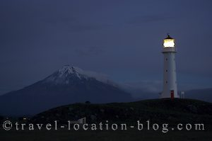 photo of North To Taranaki New Zealand