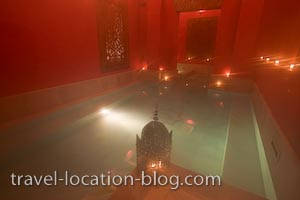 photo of Aire De Sevilla Arab Baths Andalusia Spain