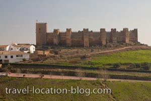 photo of Banos De La Encina Castle Andalusia Spain
