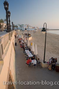 photo of Playa De La Caleta Beach Cafe Cadiz