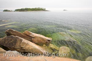 photo of Beautiful Picture Perfect Lake Superior Ontario