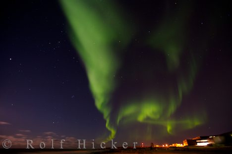 photo of Churchill Aurora Borealis Picture