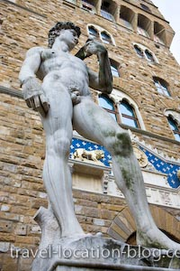 photo of Statue Of David Florence Italy