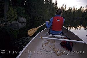 photo of Exploring The Waterways Of Algonquin Provincial Park