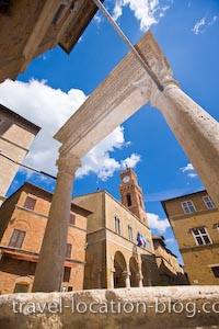 photo of Historic Town Of Pienza Tuscany Italy