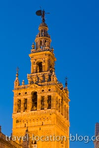 photo of La Giralda Seville Andalusia Spain
