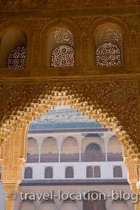 photo of Moorish Architecture Alhambra Granada Spain