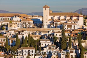 photo of Plaza De San Nicolas Granada City Spain