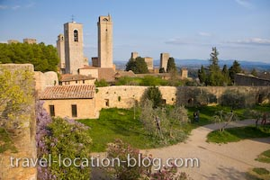photo of San Gimignano Tuscany Italy