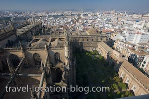 photo of Aerial Picture Seville Andalusia Spain