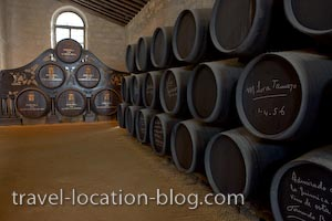 photo of Sherry Barrels Hall Of Fame Jerez De La Frontera