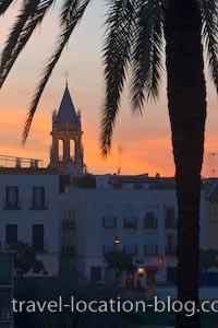 photo of Triana And Rio Guadalquivir Sunset Seville
