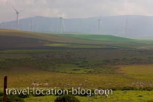 photo of Wind Power Province Of Cadiz Spain