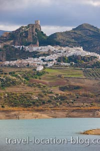 photo of Zahara De La Sierra Cadiz Andalusia Spain