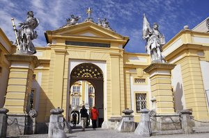 photo of Monastery Melk Austria