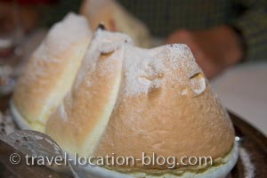 photo of A Taste Of The Famous Salzburger Nockerl Dessert