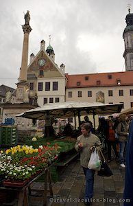 photo of Farmers Market Freising Germany