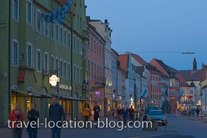 photo of Freising Germany Based Again