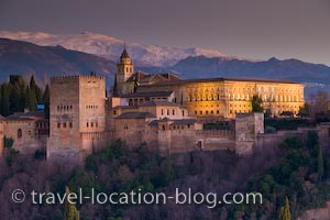 photo of Alhambra Granada Andalusia Spain