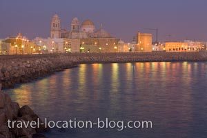 photo of Back On The Coast We Arrive In Cadiz For Sunset