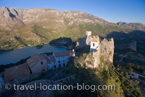 photo of Castle Of Guadalest Alicante Spain