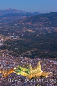 photo of City Of Jaen Andalusia Spain