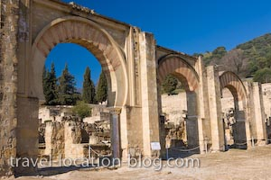 photo of Medina Azahara Ruins In Andalusia Spain