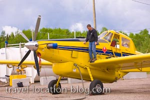 photo of Air Tractor AT802 Red Lake