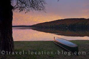photo of Serenity And Crowds Of Algonquin Provincial Park Ontario