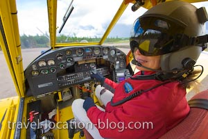 photo of Looking Cool In The Air Tractor Plane