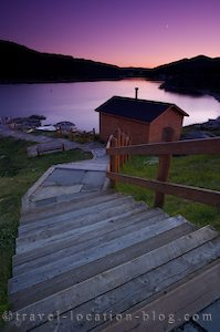 photo of Fleur De Lys Baie Verte Peninsula Newfoundland