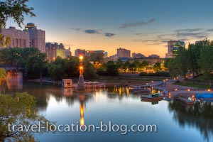 photo of Bumps And Forks In Winnipeg Manitoba Canada