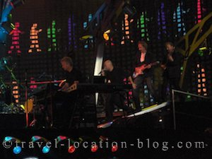 photo of Genesis Concert Montreal Canada