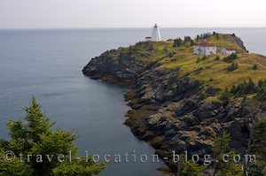 photo of Grand Manan Island In New Brunswick Canada